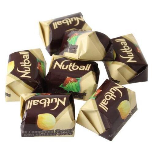 Sölen Nutball Kahverengi Çikolata Kg.