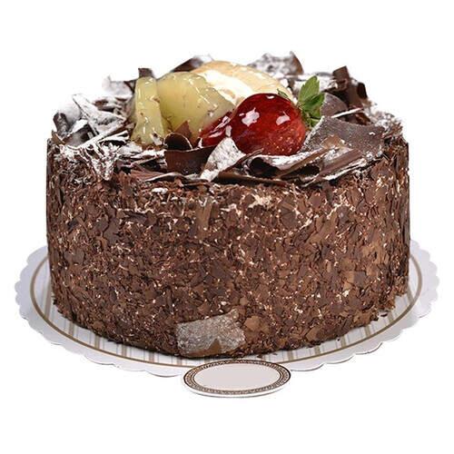 Yaş Pasta Çikolatalı Turta No 0