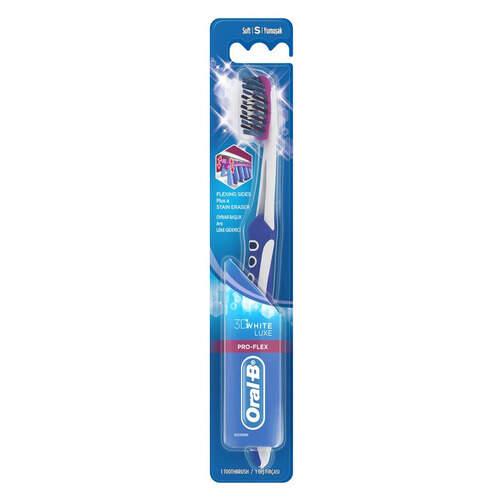 Oral B Luxe 3 Boyutlu Beyazlık Proflex 38 Diş Fırçası