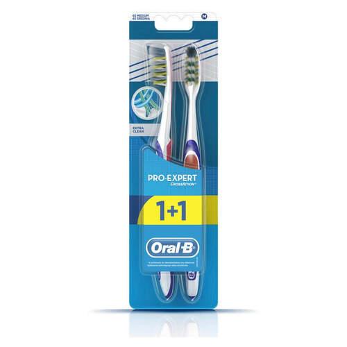 Oral B Pro-expert Extra Clean 1+1 Med 40 Diş Fırçası