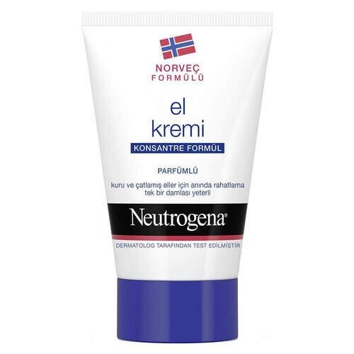 Neutrogena Parfümlü Krem 75 Ml.