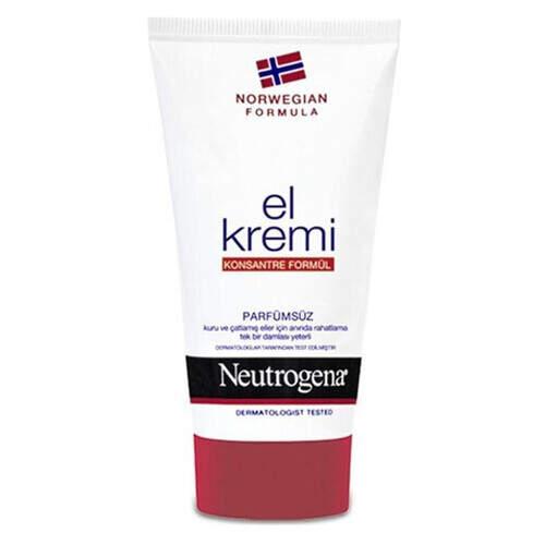 Neutrogena Parfümsüz Krem 75 Ml.