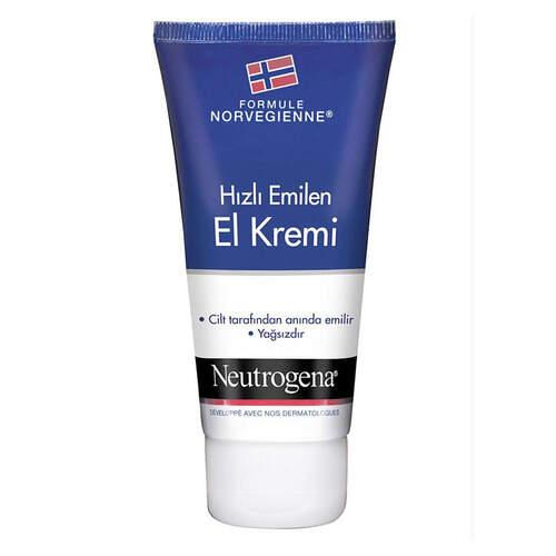 Neutrogena Hızlı Emilen Krem 75 Ml.