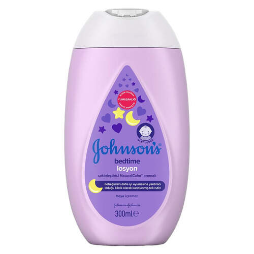 Johnsons Baby Bedtime Losyon 300 Ml.