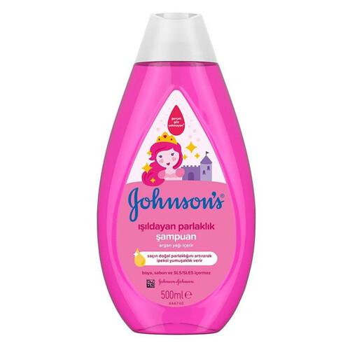 Johnsons Baby Işıldayan Parlaklık 500 Ml