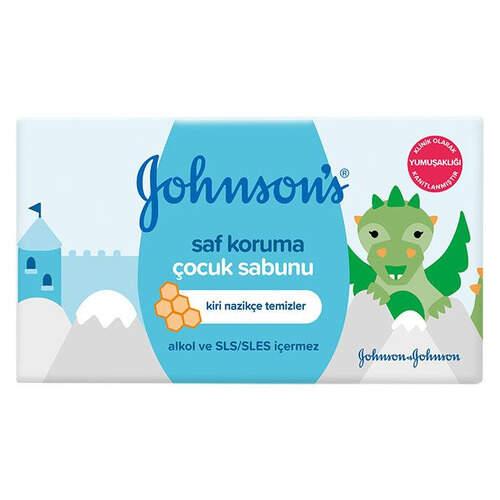 Johnsons Baby Pure Protect Sabun 100 Gr.