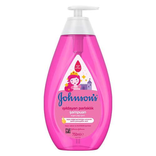 Johnsons Baby Işıldayan Parlama Şampuan 750 Ml.