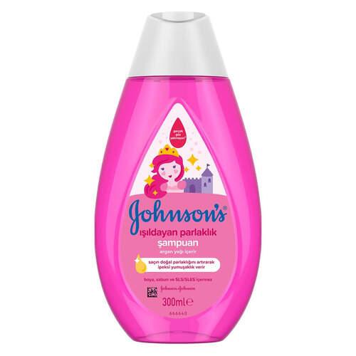 Johnsons Işıldayan Parlama Şampuan 300 Ml.