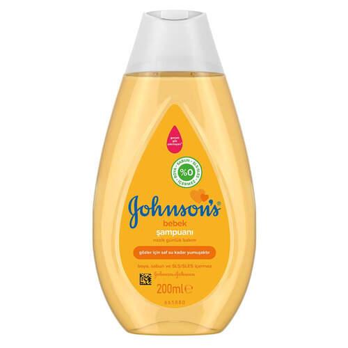 Johnsons Baby Şampuan 200 Ml.