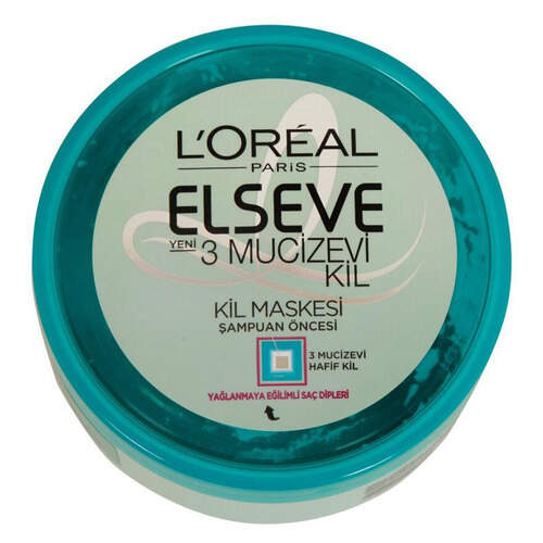 Elseve Kil Maskesi 150 Ml.