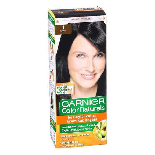 Garnier Color Naturals Siyah (1)