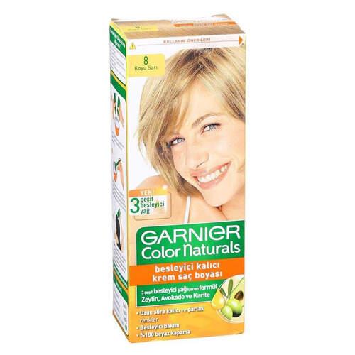 Garnier Color Naturals Koyu Sarı 8