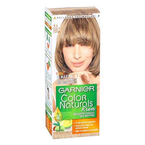 Garnier Color Naturals Saç Boyası 7.1