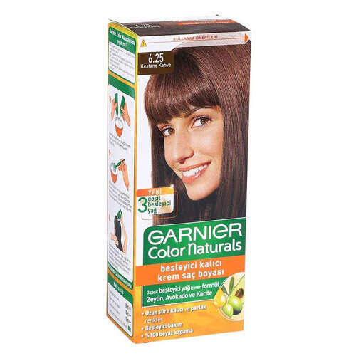 Garnier Color Naturals Kestane Kahvesi 6.25