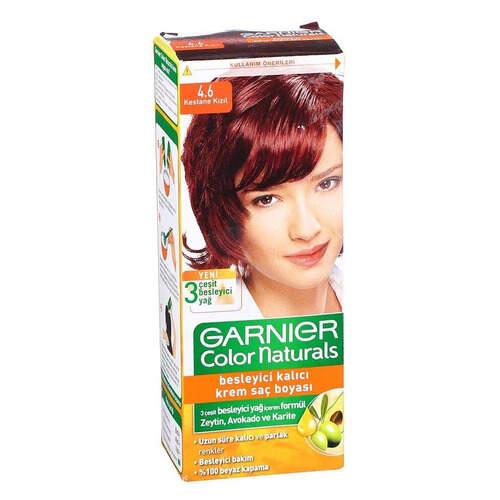Garnier Color Naturals Kestane Kızılı 4.6