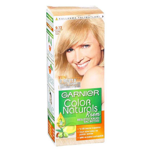 Garnier Color Naturals Saç Boyası 9.13