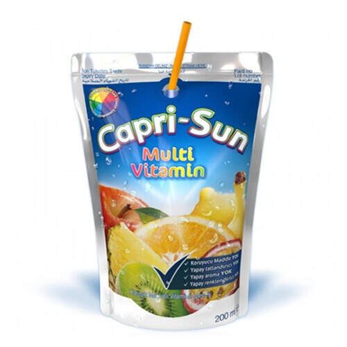 Caprisun Multi Vitamin 200 Ml.