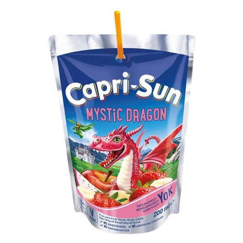 Caprisun Mystic Dragon 200 Ml.