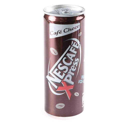 Nescafe Xpress 250ml. Çikolatalı