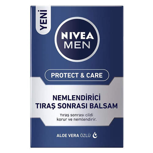 Nivea For Men Balsam Nemlendirici Tıraş Kremi 100 Ml.