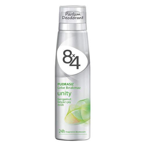 8x4 Deodorant Women Unity 150 Ml.