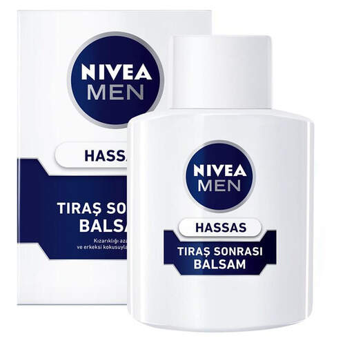 Nivea For Men Balsam Sensitive 100 Ml.