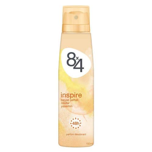 8x4 Deodorant Women İnspire 150 Ml.