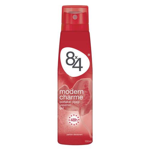 Women Modern Charme Deodorant 8*4 150 Ml.