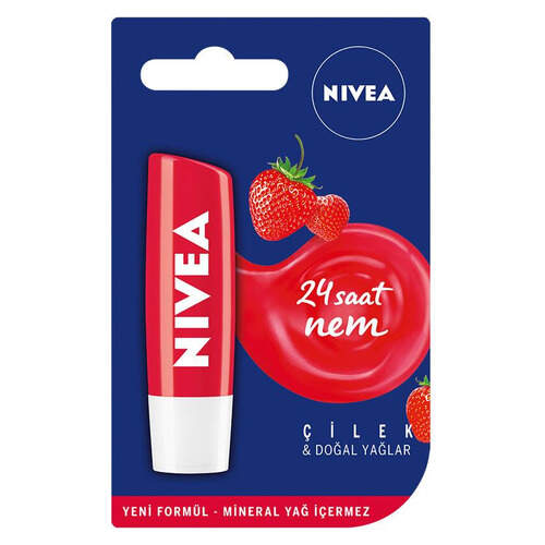 Nivea Lip Gloss Strawberry
