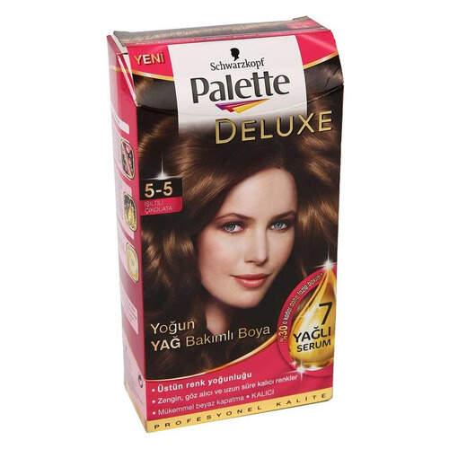 Palette Delux Altın Parıltı Çikolata 50 Ml. (5.5)