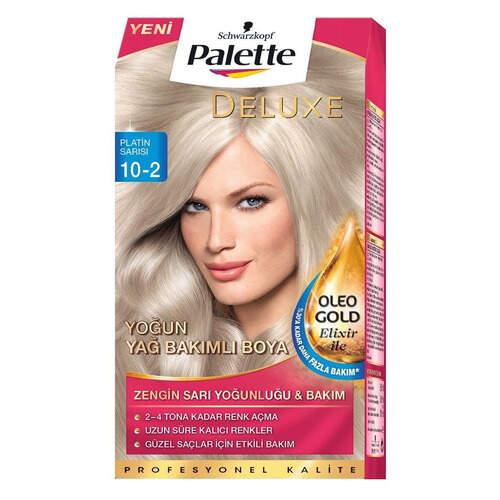 Palette Delux Platin Sarısı 50 Ml. (10.2)