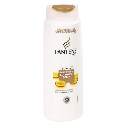 Pantene Onarıcı Bakım 1+1 Şampuan 500 Ml.