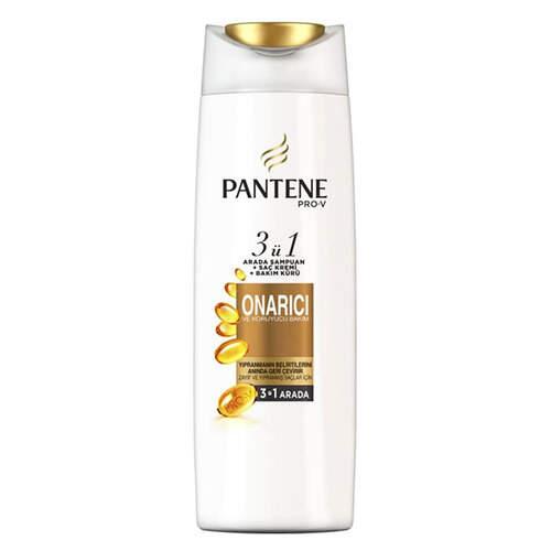 Pantene Onarıcı Bakım 2+1 Şampuan 470 Ml.
