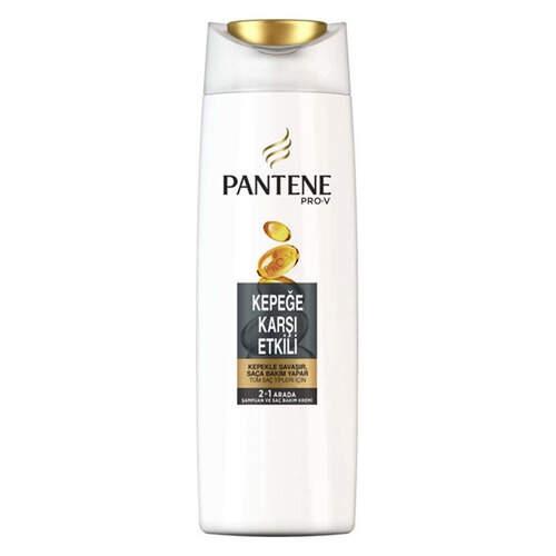 Pantene Kepeğe Karşı 2+1 Şampuan 500 Ml.