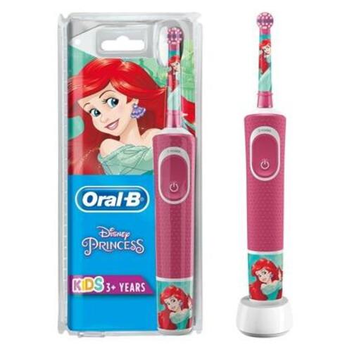 Oral B Şarj Edilebilir Diş Fırçası Çocuk Princess