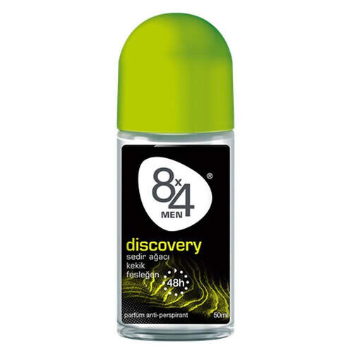 8x4 Rollon Formen Discovery 50 Ml.
