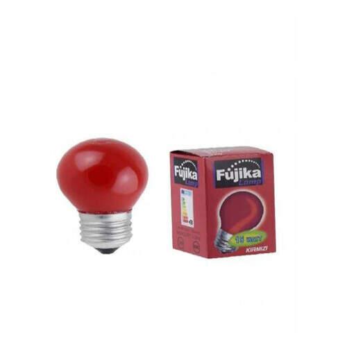 Fujika Kırmızı Lamba 15 W.
