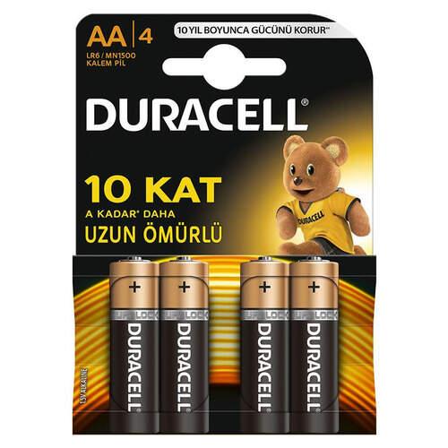 Duracell Kalem Pil 4'lü