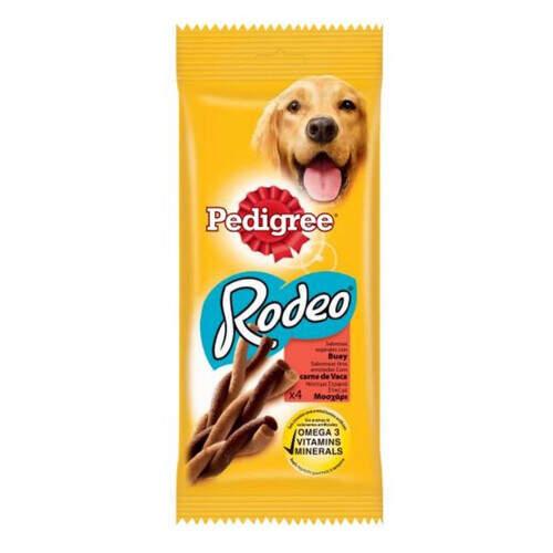Pedigree Sığır Etli Rodeo 70 Gr.