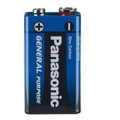 Panasonic Ask. Pil 9 Volt
