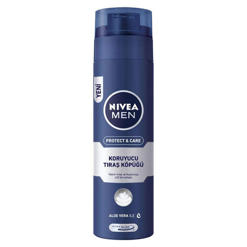 Nivea For Men Moisturising Traş Köpüğü 200 Ml.