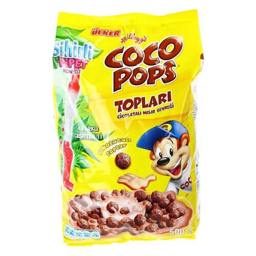Ülker Cocopops Çikolatalı Gevrek 450 Gr.