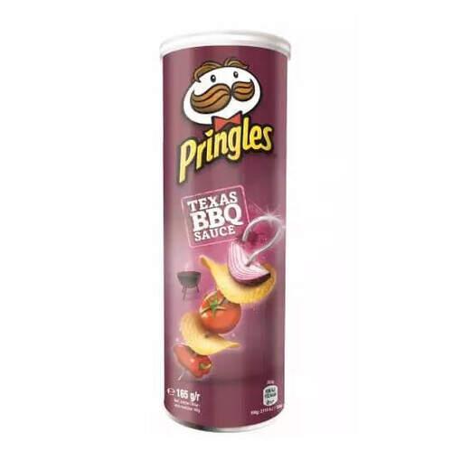 Pringles Texas Saude 165 Gr.