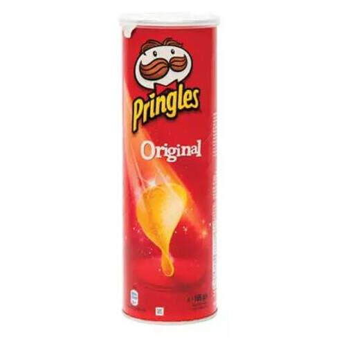Pringles Orjinal 165 Gr.