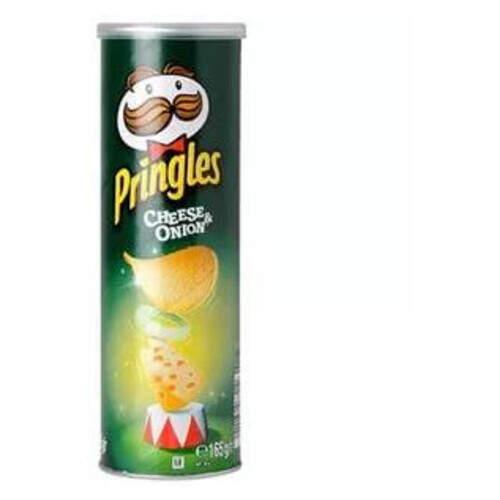 Pringles Sour Cream 165 Gr.