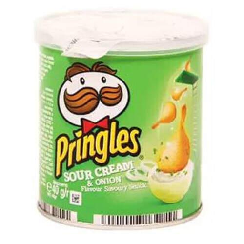 Pringles Sour Cream 40 Gr.