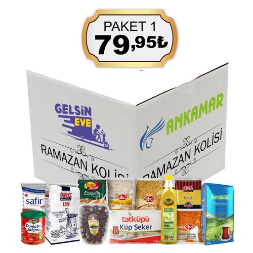 Ramazan Erzak Paketi -1