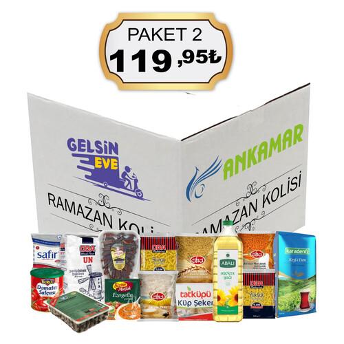 Ramazan Erzak Paketi -2