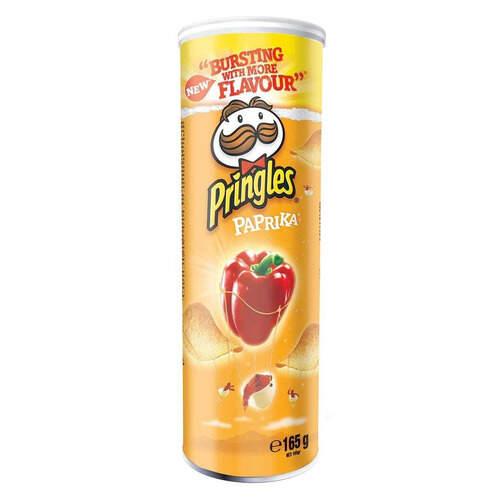 Pringles Paprika 165 Gr.
