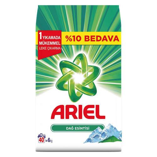 Ariel 3d Actives Dağ Esintisi 6000 Gr.